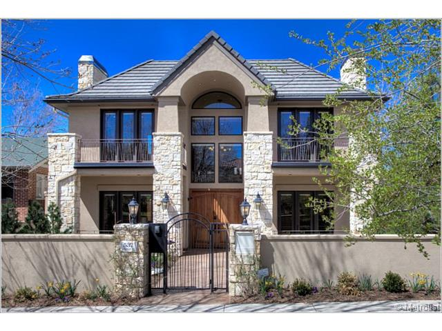 Stunning Custom Home in Cherry Creek
