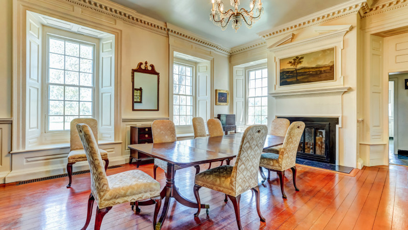 Premier Auction Historic Luxury Waterfront Estate In